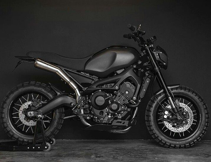 Wrenchmonkees Transformed A Yamaha XSR900 Into Flat Out Beauty