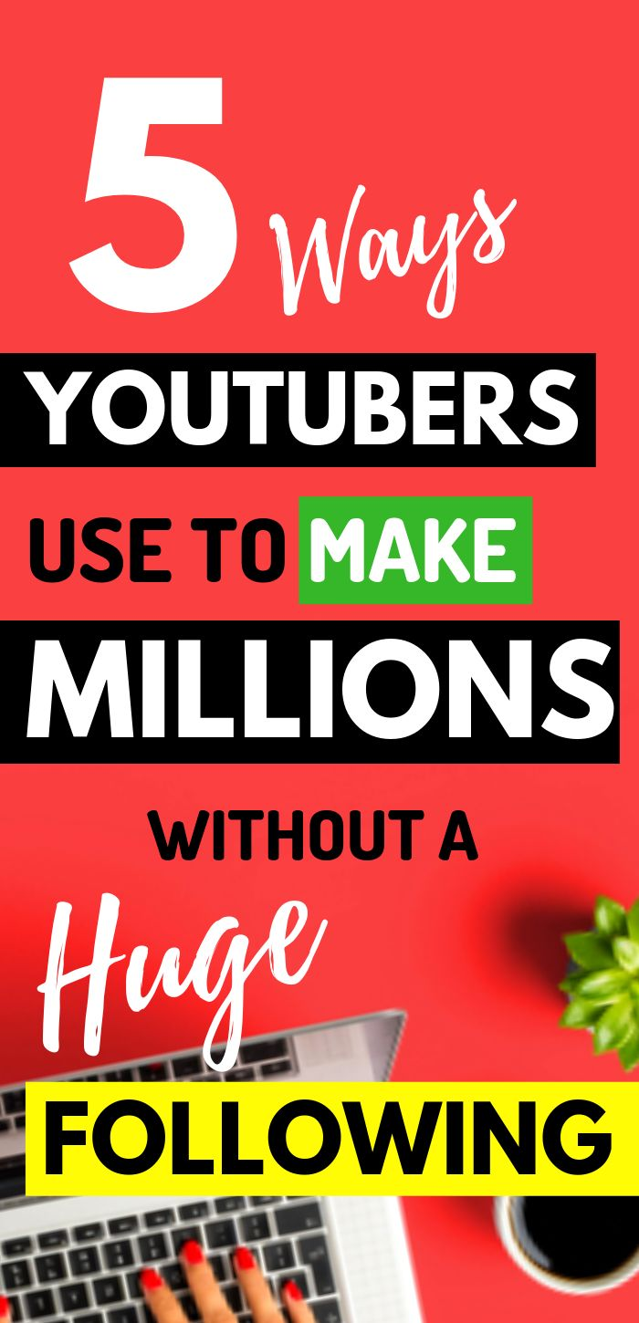 5 Ways YouTubers Use To Make Serious Money From Youtube – Digital Business Academy
