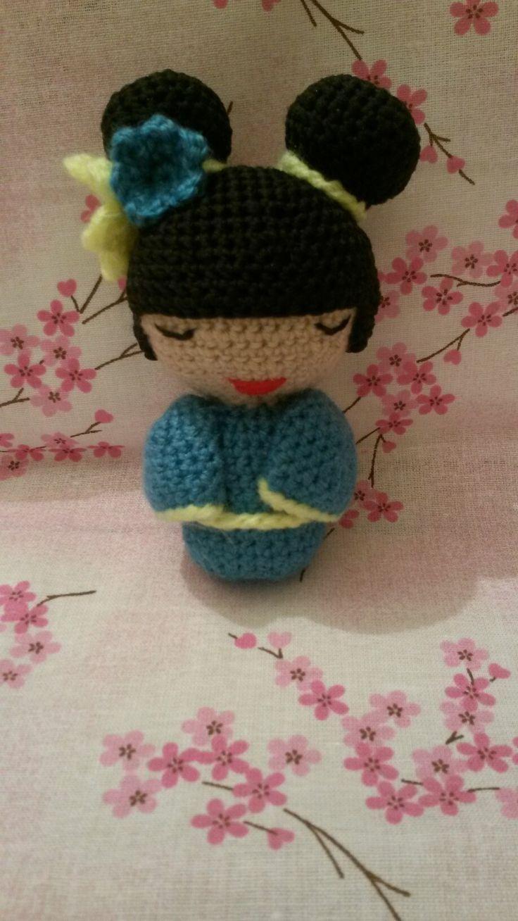 Куколка Хонеко