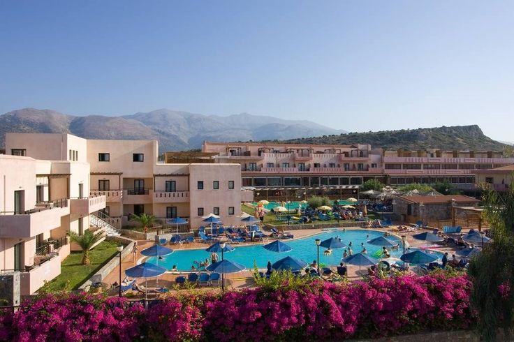 Hotel Vasia Resort & Spa, dovolena a zájazdy do hotela Kréta - INVIA.SK