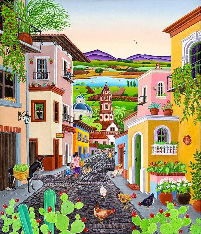Mexico ~ Raul del Rio