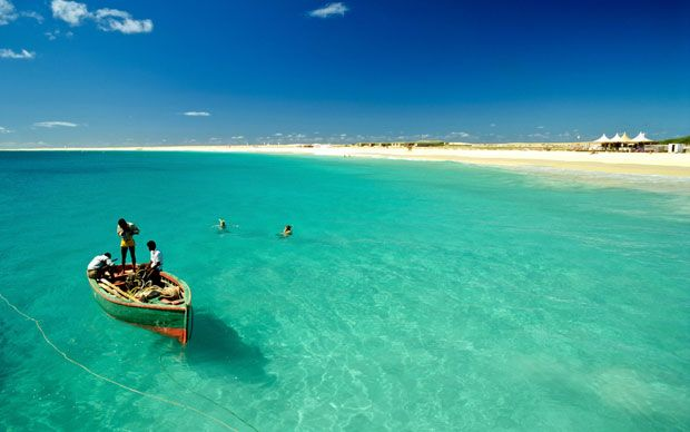 Saundra Satterlee discovers pristine beaches and a thriving property market in   Cape Verde, an archipelago off the West African coast.
