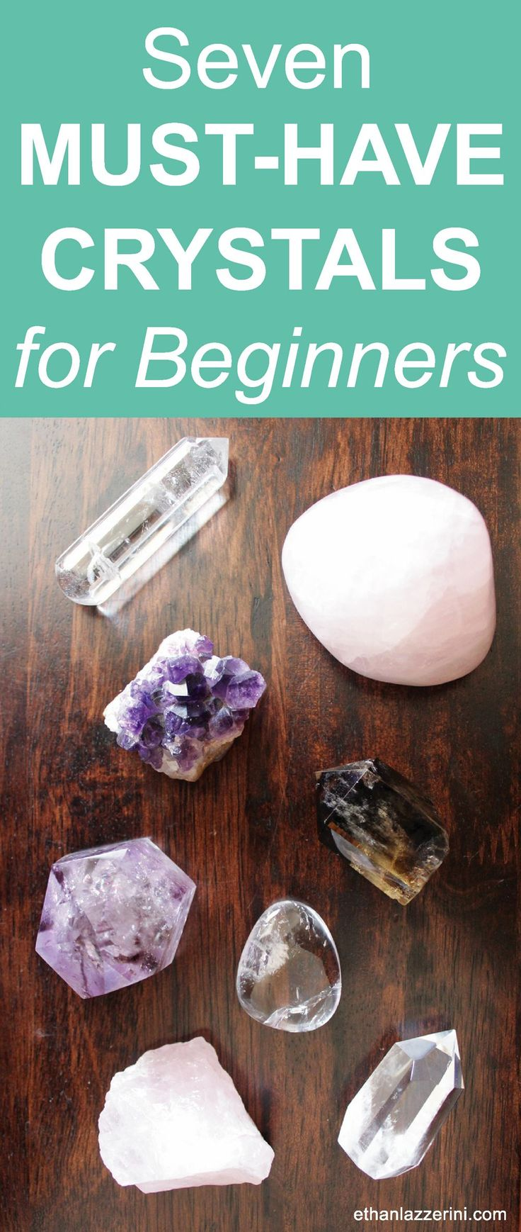 Must Have Crystals for Beginners: Begin your Crystal Healing journey with these…