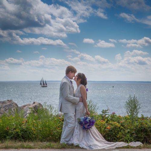 Colony Hotel Maine Wedding
