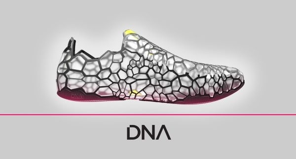 3ders.org - Seattle designers Pensar develop 3D printed DNA shoes tailored to your anatomy | 3D Printer News & 3D Printing News