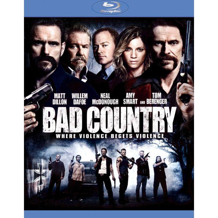 Bad Country (Blu-ray), Movies