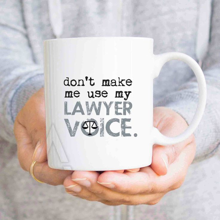 "Christmas gifts for lawyers, ""don't make me use my lawyer voice"" funny coffee mugs, lawyer gifts, scales of justice, attorney gifts MU484 by artRuss on Etsy"