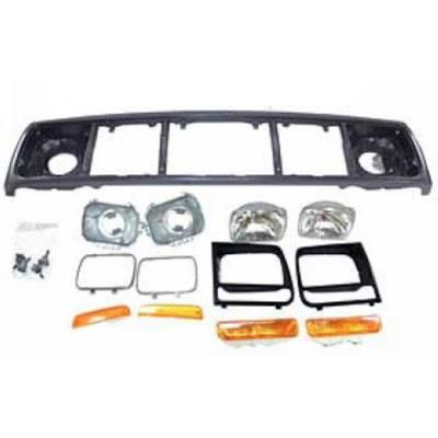 1997 JEEP GRAND CHEROKEE (ZJ) Crown Automotive Header Panel Kit: Header Panel Kit Fits 1996 to 1998… #AutoParts #CarParts #Cars #Automobiles