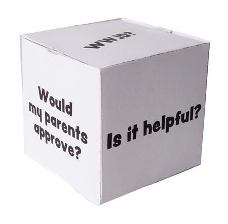 Good Samaritan Cubes                                                       …