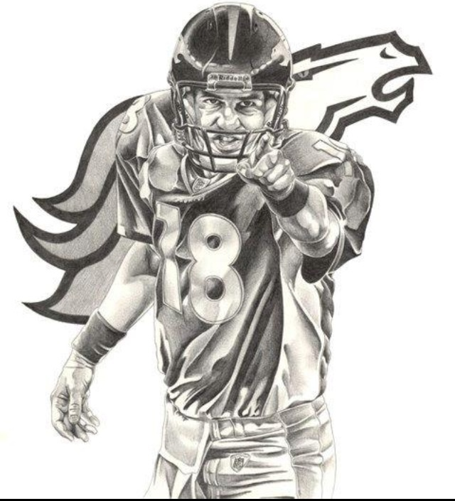 von miller coloring pages - photo#10