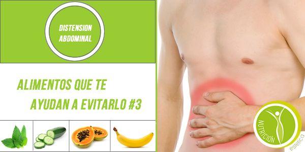 Distensión Abdominal ¿Qué alimentos te ayudan? #3  #NutricionistaLima