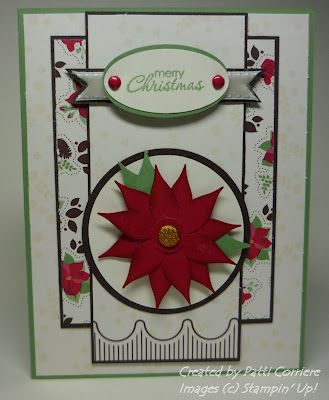 .: Christmas Cards, Cards Silhouette, Cards Based, Cards Ideas, Cards Su Christmas, Cards Scrapbook, Cards Christmas, Beautiful Poinsettia, Cards Tags