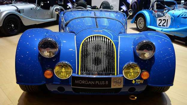 The Morgan Plus 8 will soon be deprived of its wonderful 4.8-liter BMW V8 engine, and to mark the oc... - Motoring Research