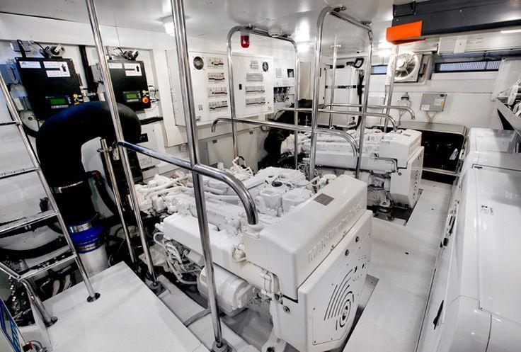aluminium framework engine room - Google-søk