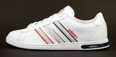 adidas neo derby mens trainers