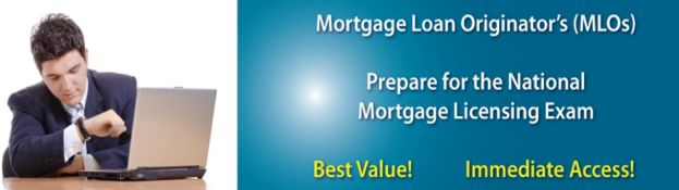 Florida Loan Originator License. Getting your Florida Loan Originator license will require 20 hours of a NMLS approved course. The student will be tested on both Florida law and National law.