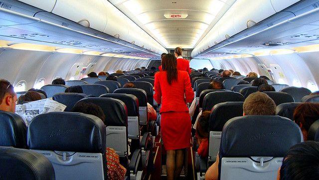 Voyager en avion avec enfants  #ded1428, # Flickr
