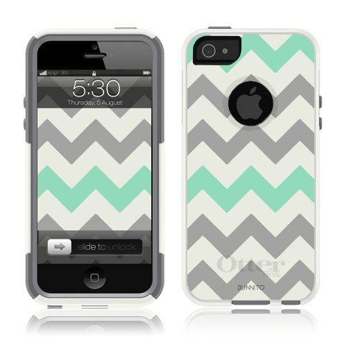 OtterBox Commuter Series Case for iPhone 5/5S - White - Chevron Grey Sea Foam Green, http://www.amazon.com/dp/B00FRWL4IS/ref=cm_sw_r_pi_awd_NNwDsb10ZC5N6  @Kim Lovejoy I love this!