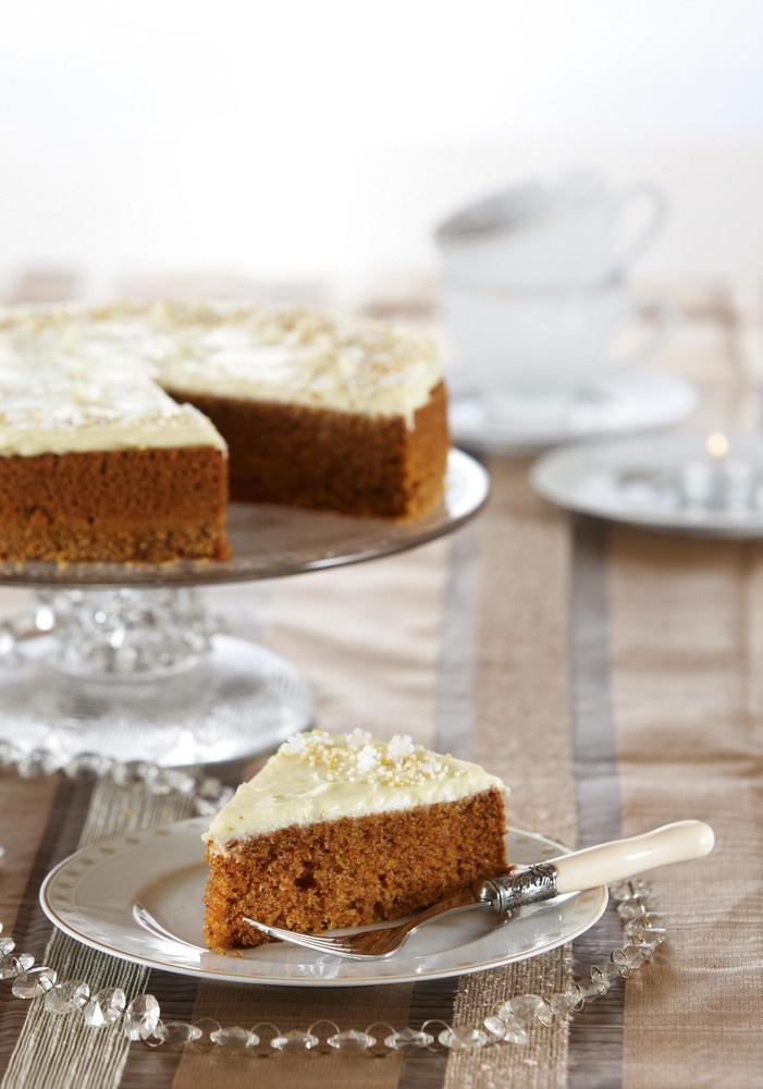 Arton porkkanakakku | Tortut ja piirakat | Pirkka #food #cakes