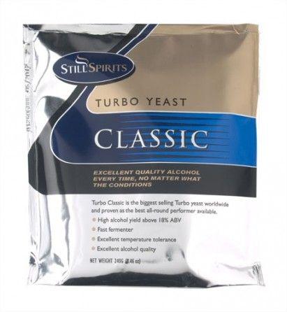 STILL SPIRITS CLASSIC TURBO YEAST (240G)