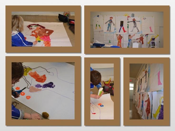 body portraits! so much fun!