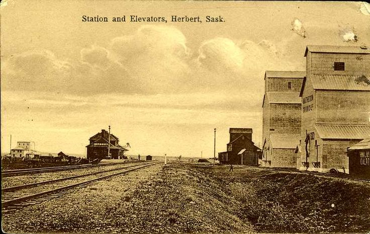 Herbert, Sask - Vintage Saskatchewan - Photos - SaskPhotos.ca