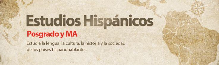 Estudios Hispánicos - Escuela de Posgrado