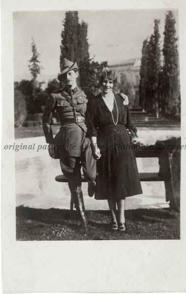 BU-F-01073-1-00351 Principele Carol al II lea şi soţia sa Elena a Greciei, s. d. (sine dato) (niv.Document)