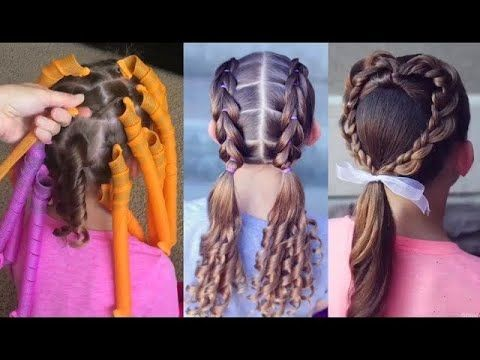 Peinados Fáciles Para Niñas Paso a Paso – Beautiful and Easy Hairstyles for …