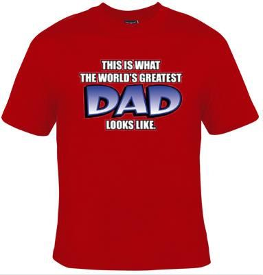 this what the worlds greatest dad looks like t-shirt  Tee gift