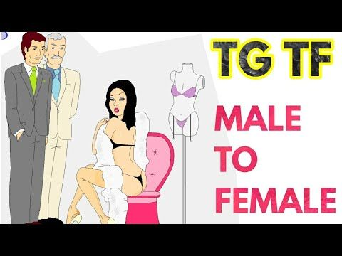 Permanent Roommates Part 3 - Tg Transformation Story | Male to Female Transformation | Tg Tf Comic. - YouTube
