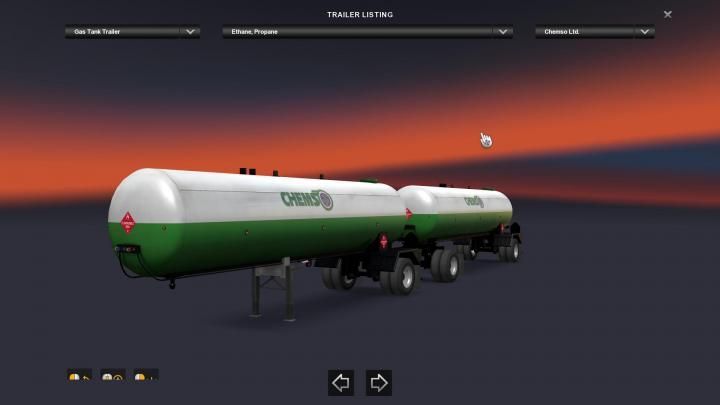 ATS - Ownable Fuel Tankers V1 2 (1 34 x) Download | Ats Mods | Audi