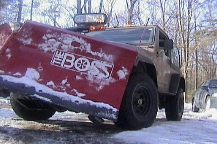 48 best images about Snow plows on Pinterest   Atv plow ...