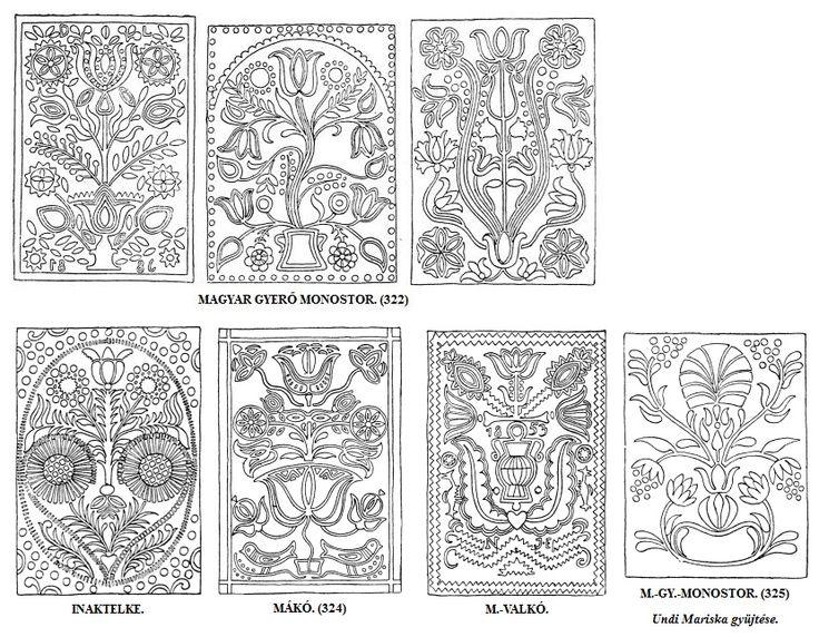The Project Gutenberg eBook of A magyar nép művészete (1. kötet) by Dezső Malonyay - kályha csempe - forrás: http://www.gutenberg.org/files/40039/40039-h/40039-h.htm