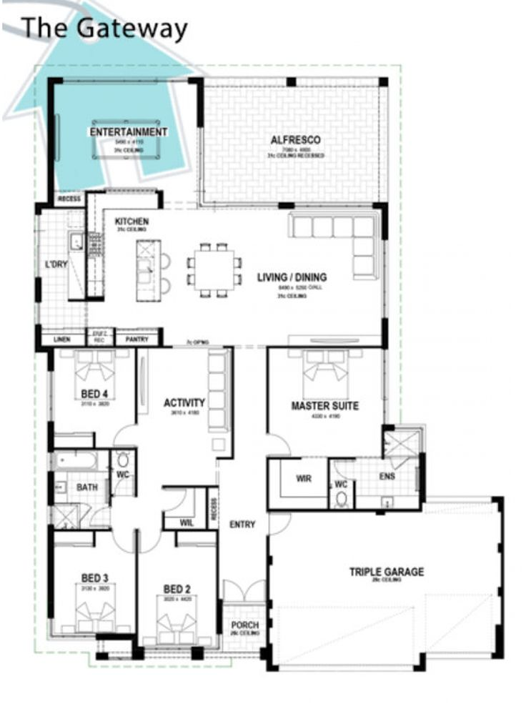 About House Plans On Pinterest House Plans Car Garage And Layout