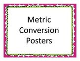 Metric Measurement Posters These are a set of seven metric posters (kilometer hectometer dekameter meters decimeter centimeter and millimeter) - one set in color the other in black and white. Click the picture to get your freebie! These are a great reference for your students when they are tackling metric conversions. freebie Metric system poster