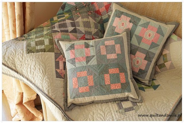 Quilt and Smile: Patchwork z badaniem w tle