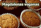 Magdalenas veganas :: receta vegetariana
