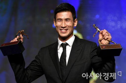 [Football] Gwangju's Jung Jo-gook named MVP