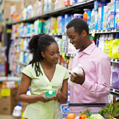 Tips and Tricks for Grocery Shopping!
