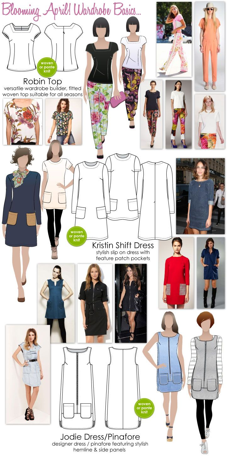 style arc Beautiful classy sewing patterns