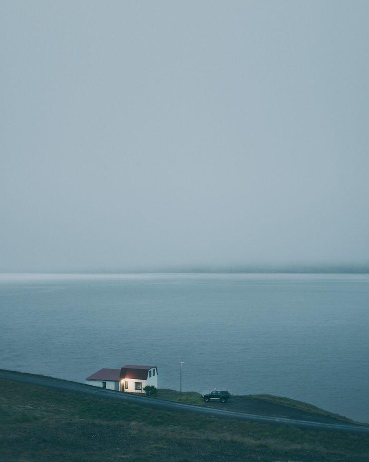 Strange dream /// Mjóifjörður, Iceland ©️ Adam Biernat