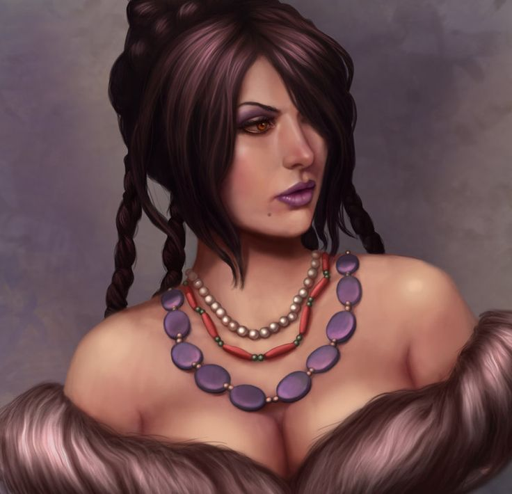 Lulu FFX by `lithriel on deviantART