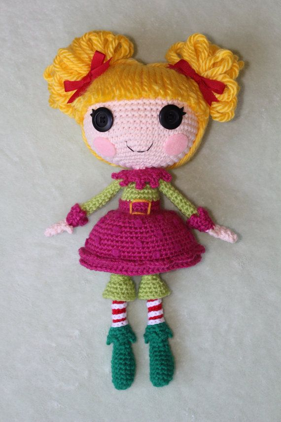 64 best images about Amigurumi Lalaloopsy on Pinterest ...