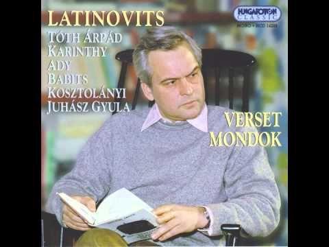 Latinovits Zoltán - Esti sugárkoszorú - YouTube