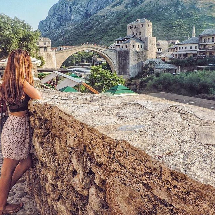 NEW post up on blog! ❤ www.thebosnianaussie.com  If you are planning to visit #mostar this summer but are limited to just one day, check out my latest post for my suggested itinerary for the best places to stay, get a good feed, have a good time and the best photo spots.