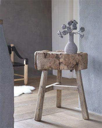 Verhaag Interieur is in Limburg verkooppunt van de mooie matte muurverf van Ressource Peintures.