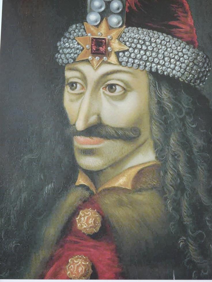 "Vlad the Impaler aka Vlad Tepes aka the ""real"" Dracula"