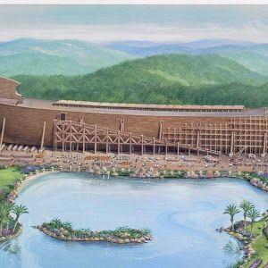 Can Creationist Junk Bonds Keep the Noah's Ark Theme Park Afloat?