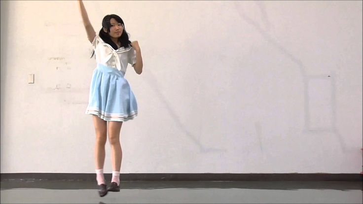 「まーりん」金曜日のおはよう踊ってみた - YouTube